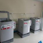 ที่ Am View Apartment บริการ เครื่องซักผ้าหยอดเหรียญ